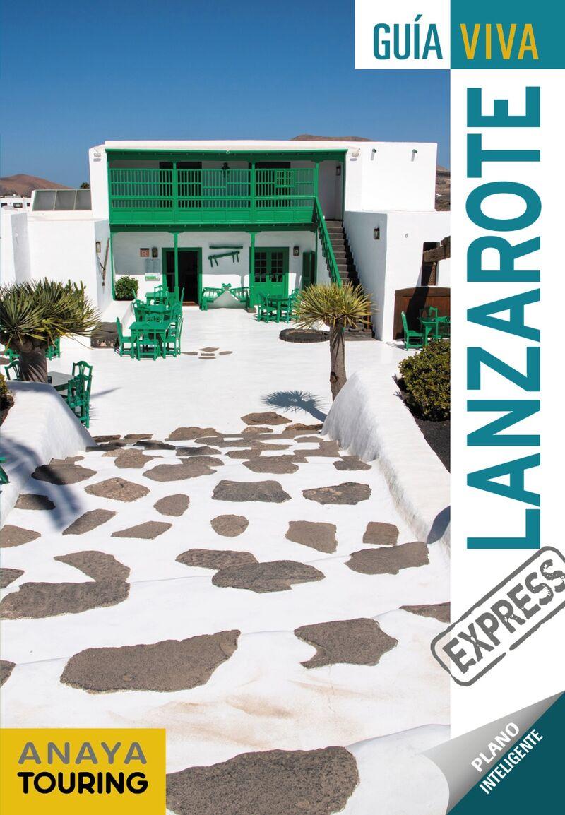LANZAROTE (GUIA VIVA EXPRESS)
