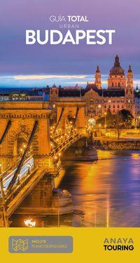 BUDAPEST (GUIA TOTAL URBAN)
