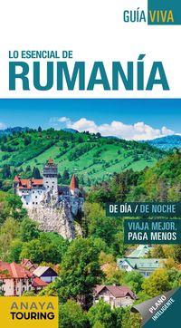 RUMANIA (GUIA VIVA)