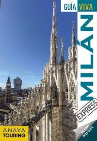 Milan (guia Viva Express) - Aa. Vv.