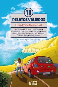 SINDROME WANDERLUST, EL - ONCE RELATOS VIAJEROS