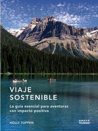viaje sostenible - Holly Tuppen