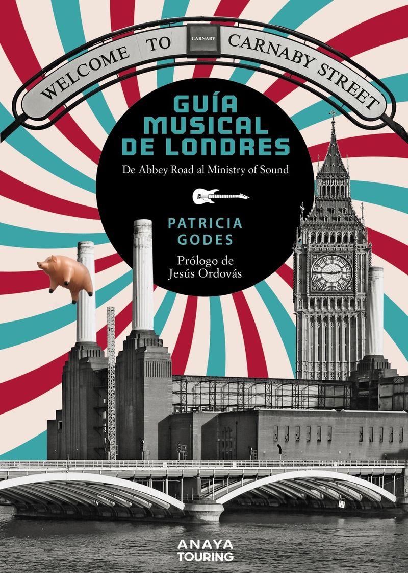 GUIA MUSICAL DE LONDRES