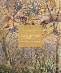 NEUROANATOMIA ARTISTICA - LOS PAISAJES DEL CEREBRO