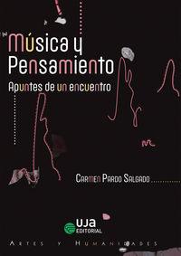 Musica Y Pensamiento - Apuntes De Un Encuentro - Carmen Pardo Salgado