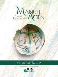 MANUEL ACIEN - OBRAS ESCOGIDAS I