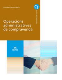 GM - OPERACIONS ADMINISTRATIVES DE COMPRAVENTA (CAT)