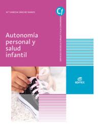 GS - AUTONOMIA PERSONAL Y SALUD INFANTIL