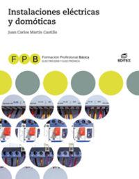 FPB - INSTALACIONES ELECTRICAS Y DOMOTICAS