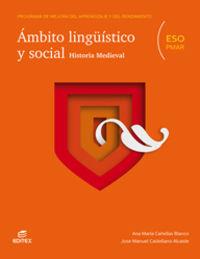 PMAR - HISTORIA MEDIEVAL - AMBITO LINGUISTICO Y SOCIAL