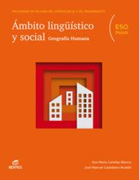 PMAR - GEOGRAFIA HUMANA - AMBITO LINGUISTICO Y SOCIAL