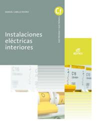 Gm - Instalaciones Electricas Interiores - Aa. Vv.