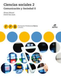 FPB - CIENCIAS SOCIALES 2 - COMUNICACION Y SOCIEDAD II