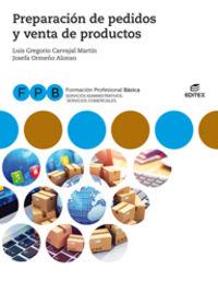FPB - PREPARACION DE PEDIDOS Y VENTA DE PRODUCTOS