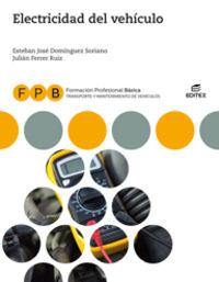 Fpb - Electricidad Del Vehiculo - Aa. Vv.