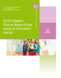GS - ACTIVIDADES FISICO-DEPORTIVAS PARA LA INCLUSION SOCIAL