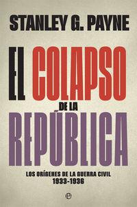 COLAPSO DE LA REPUBLICA, EL