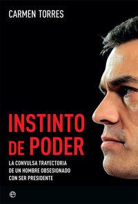 Instinto De Poder - Carmen Torres