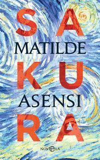 sakura - Matilde Asensi