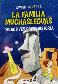 FAMILIA MUCHASLEGUAS, LA - DETECTIVES DE LA HISTORIA