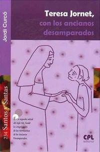 Teresa Jornet, Con Los Ancianos Desamparados - Jordi Curco Pueyo