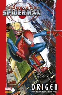 Ultimate Integral - Ultimate Spiderman 1 - Origen - Mark Bagley / Brian Michael Bendis