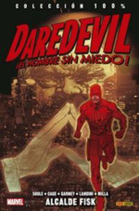 DAREDEVILL EL HOMBRE SIN MIEDO 14 - ALCALDE FISK