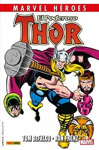 MARVEL HEROES 90 - EL PODEROSO THOR 2