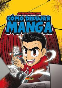 Como Dibujar Manga - Jose Antonio Perez / Jape