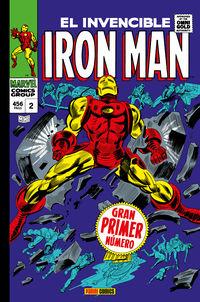 INVENCIBLE IRON MAN, EL 2 - GRAN PRIMER NUMERO