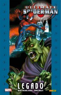 Ultimate Integral - Ultimate Spiderman 2 - Legado - Mark Bagley / Brian Michael Bendis