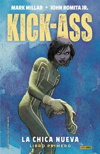 KICK-ASS 1 - LA CHICA NUEVA