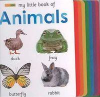 ANIMALS - MY LITTLE BOOKS