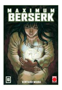 MAXIMUM BERSERK 10