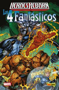 HEROES REBORN - LOS 4 FANTASTICOS