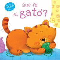 Que Fa El Gato? - Aa. Vv.