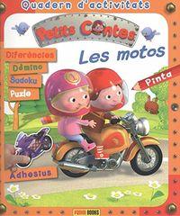 MOTOS - QUADERNS D'ACTIVITATS PETITS CONTES