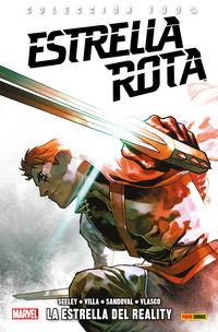 ESTRELLA ROTA - LA ESTRELLA DEL REALITY