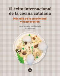 EXITO INTERNACIONAL DE LA COCINA CATALANA, EL