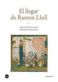 LLEGAT DE RAMON LLULL, EL