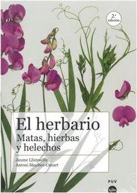 (2 ED) HERBARIO, EL - MATAS, HIERBAS Y HELECHOS