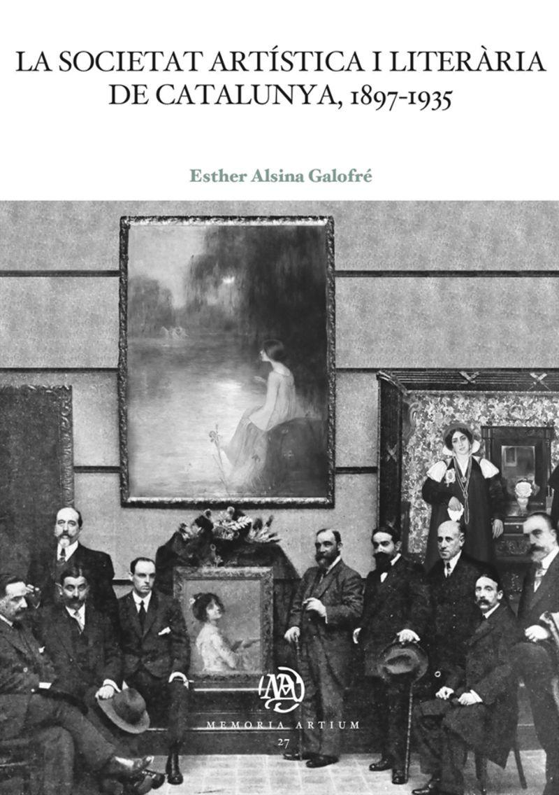 LA SOCIETAT ARTISTICA I LITERARIA DE CATALUNYA, 1897-1935