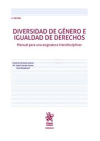 (2 ED) DIVERSIDAD DE GENERO E IGUALDAD DE DERECHOS