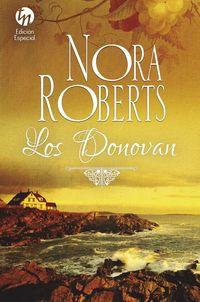 Los donovan - Nora Roberts