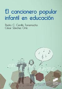CANCIONERO POPULAR INFANTIL, EL