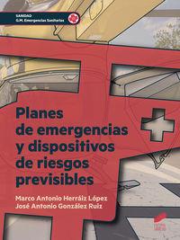 GM - PLANES DE EMERGENCIA Y DISPOSITIVOS DE RIESGOS PREVISIBLES