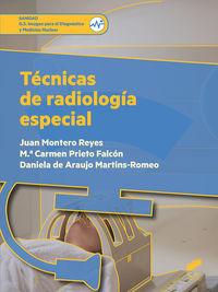 GS - TECNICAS DE RADIOLOGIA ESPECIAL - IMAGEN PARA EL DIAGNOSTICO Y MEDICINA NUCLEAR