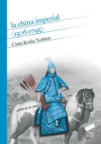 China Imperial (1506-1795) - Cinta Krahe Noblett