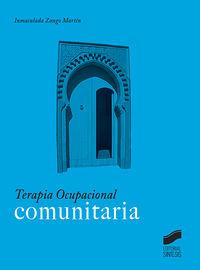 Terapia Ocupacional Comunitaria - Inmaculada Zango Martin