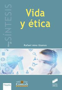 Vida Y Etica - Rafael Amos Usanos